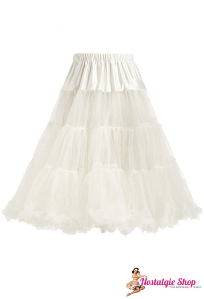 Petticoat - weiß