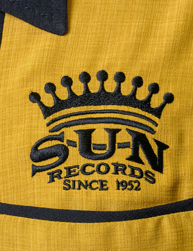 Steady Bowling Shirt Sun Crown Panel