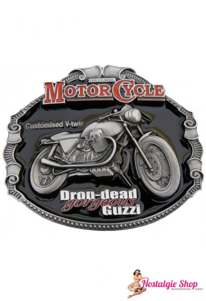Buckle - MotorCyle Drop Dead Georgeous