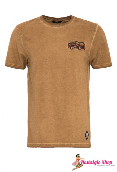 KK Hot Rod Tobacco T-Shirt
