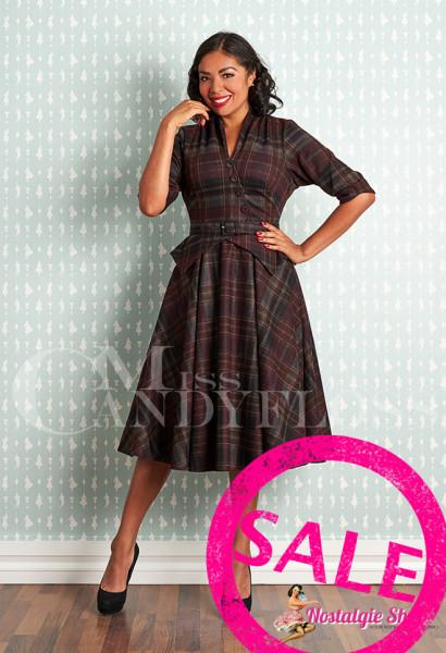 Miss Candyfloss Modesty-Bo Swingkleid