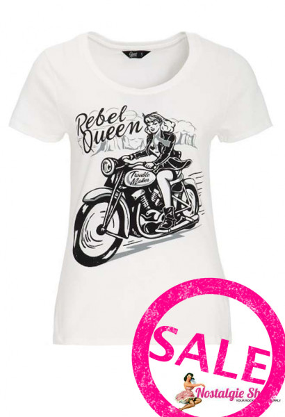 Queen Kerosin T-Shirt Rebel Queen