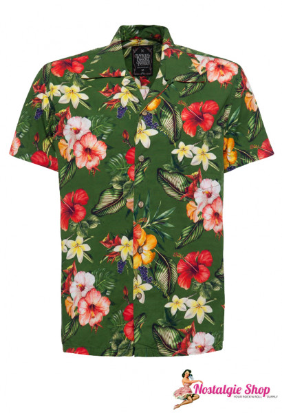 KK Hawaiihemd Tropic