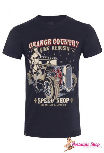 KK Orange Country T-Shirt - blau oder weiß