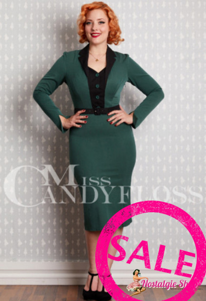 Miss Candyfloss Fayre-Gia Bleistiftkleid