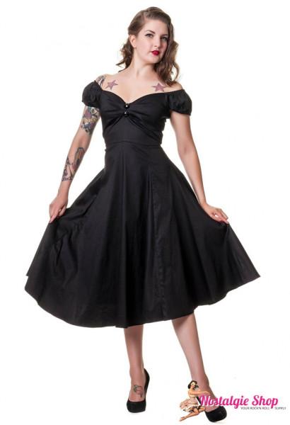 Dolores Kleid schwarz