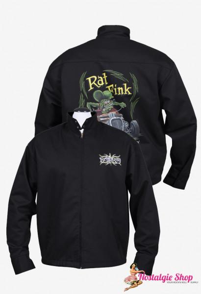 "Rat Fink Jacke ""Rat Rod Moto"""