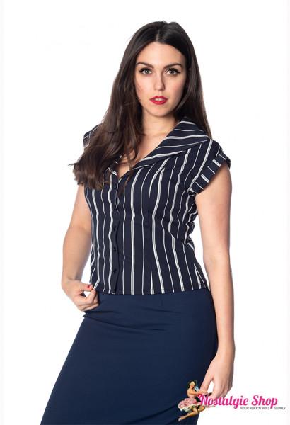 Deckchair Stripe Bluse