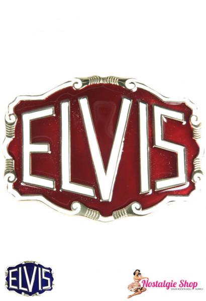 Tanside UK Buckle - Elvis Presley Gürtelschnalle