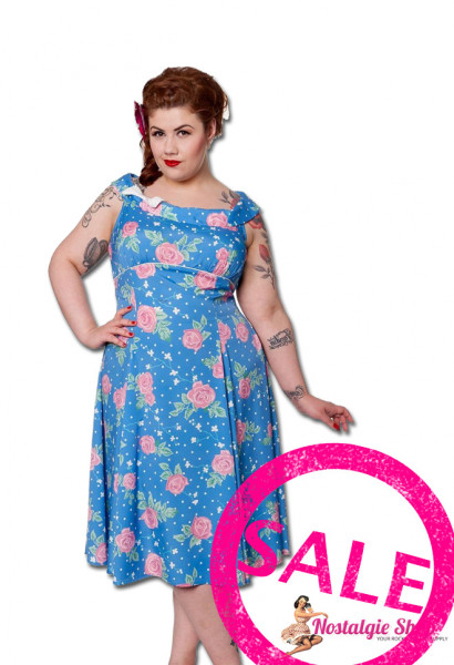 Darlene Dress - Einzelstück in XXL