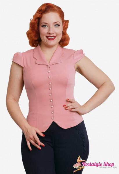 Isadora-Blush Bluse Miss Candyfloss