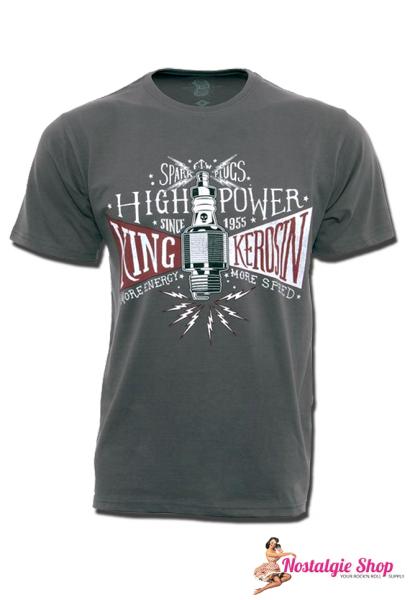 KK Spark Plugs High Power T-Shirt
