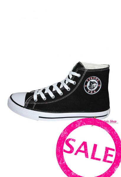50er Style American Sneaker Chucks von Tysonz