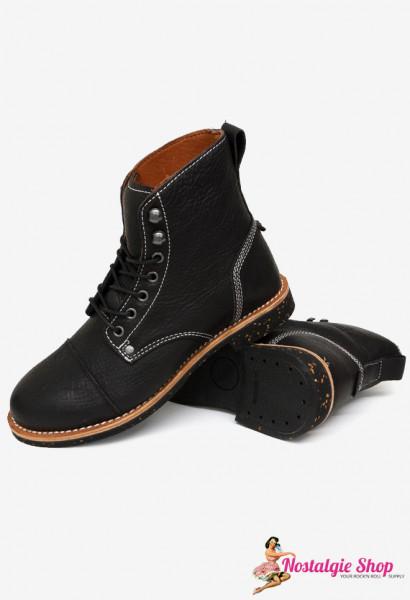 Dickies Knoxville Stiefel schwarz Biker Boots Sale