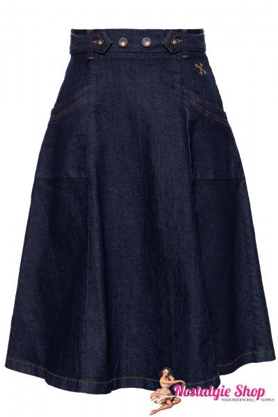 Queen Kerosin Denim Workwear Swingrock