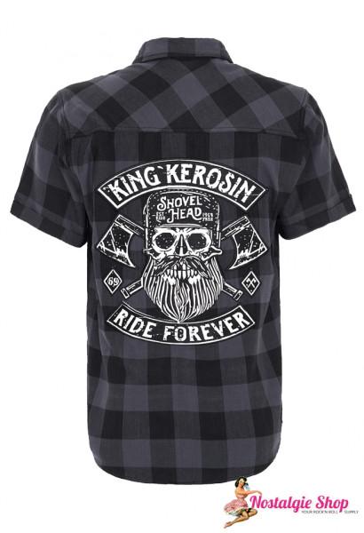 KK Karohemd Ride Forever