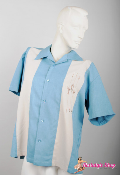 Steady Bowling Shirt - The Shake Down