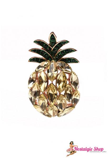 Voodoo Vixen Brosche Ananas