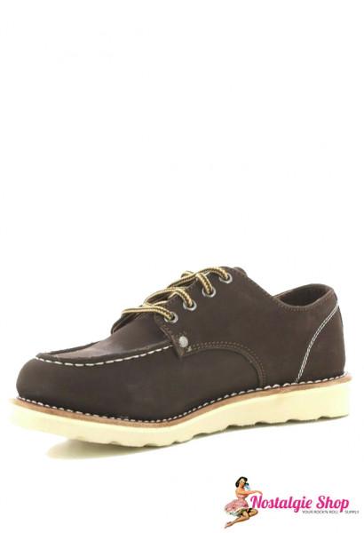 Dickies New Orleans Halbschuhe, 50er Rockabilly Boots