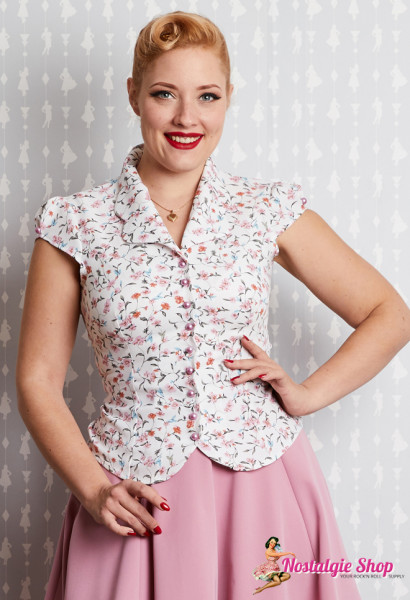 Miss Candyfloss Daisy-May Bluse