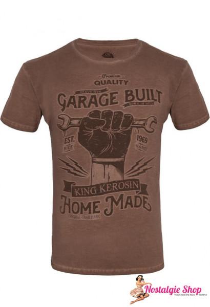 KK Garage Build - Premium T-Shirt