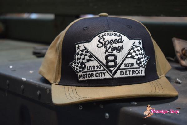 King Kerosin Baseball Cap - Speed Kings