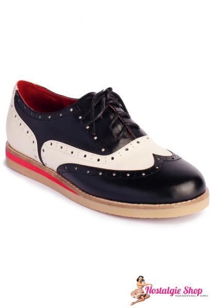 Lola Ramona - Cecilia Saddle Shoe