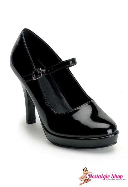 Pumps Mary Jane - schwarz