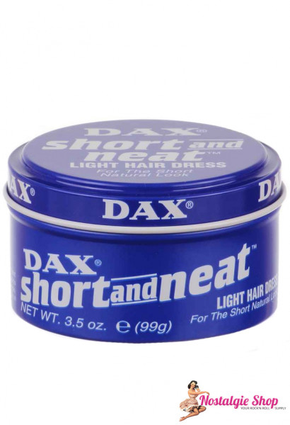 DAX Short and Neat - Pomade