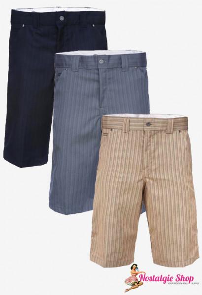 Dickies Shadow Striped Shorts - verschiedene Farben