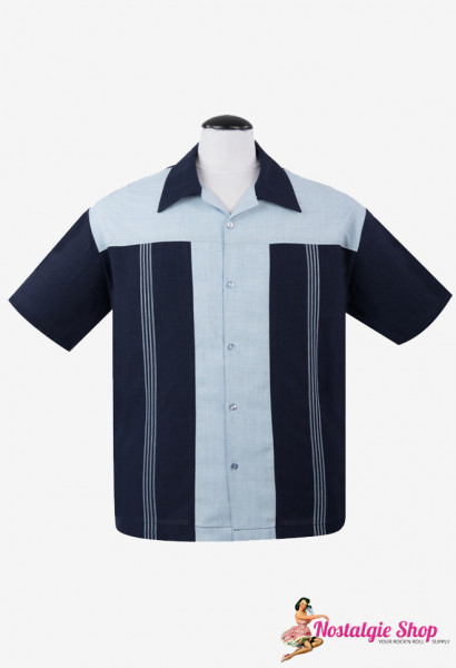 Steady Bowling Shirt - The Oswald