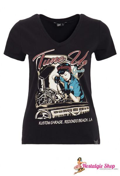 T-Shirt Tune Up