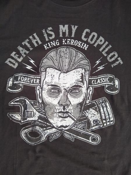 KK T-shirt Death is my copilot