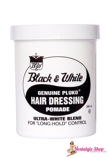 Black and White - Pomade USA
