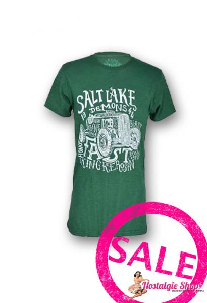 KK Salt Lake Demons 1944 T-Shirt - grün oder grau