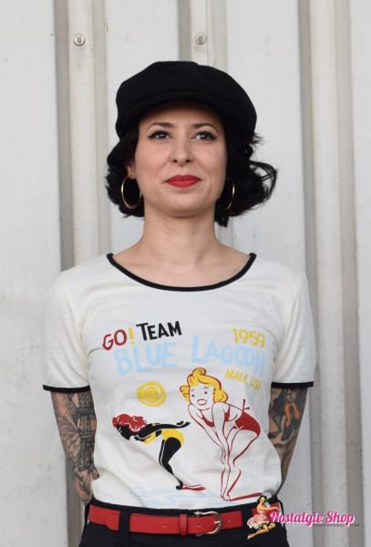 """Banned Damen T-Shirt """"Go!Team 1959"""""""