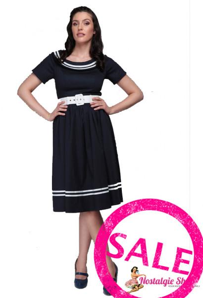 Collectif Tina Sailor Swingkleid
