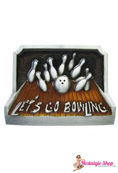 Buckle - Lets Go Bowling