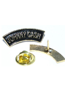 Running Bear Johnny Cash Pin