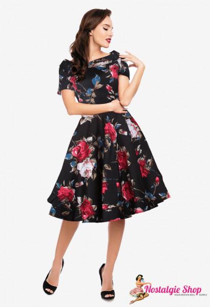 Darlene Swingkleid - Blumen