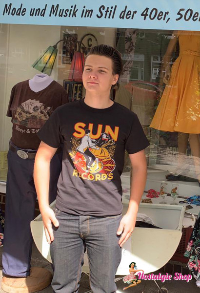 Sun Records Lindy Hop T-shirt