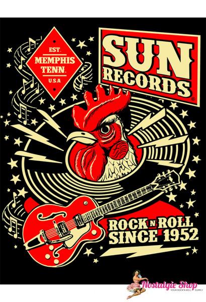 Steady Workshirt Sun Records - Hop 50er Rockabilly