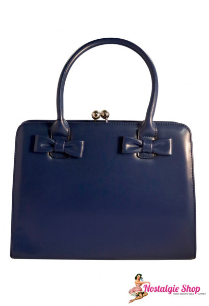 Collectif Jessica Handtasche mit Schleifchen