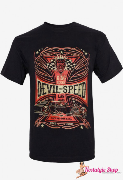 KK Devil Speed T-Shirt