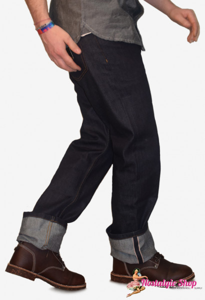 King Kerosin Authentic Selvedge Jeans