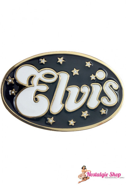 Tanside UK limeted Buckle - Elvis Star Gütelschnalle