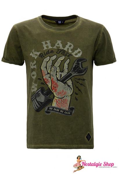 KK Work Hard T-Shirt