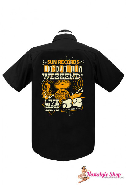 Steady Workshirt - Sun Records Weekender