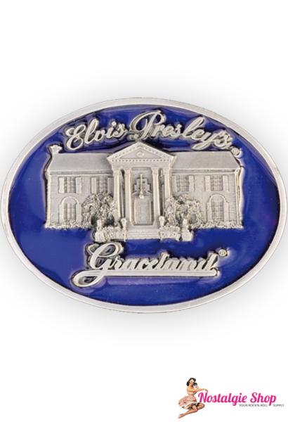Buckle - Elvis Graceland