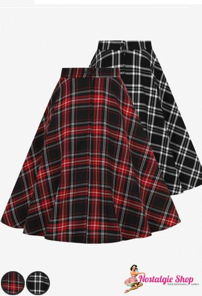 Islay Tellerrock - rot oder schwarz